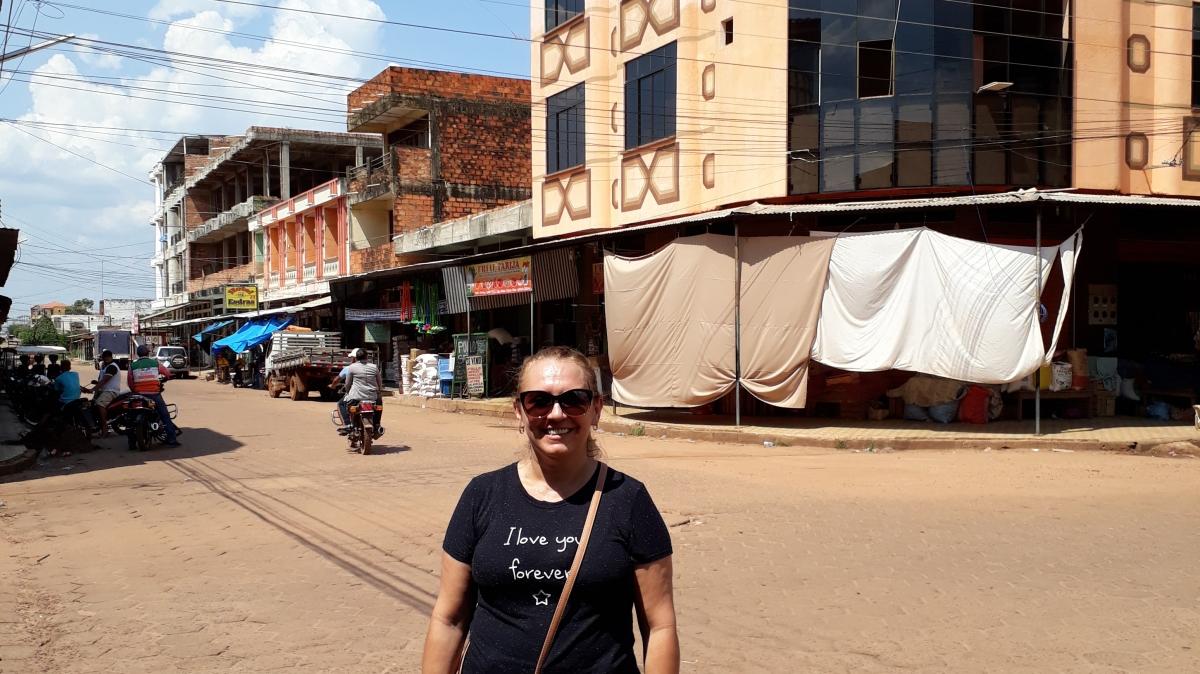 Bolívia, nação irmã